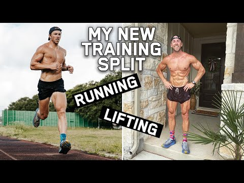 My New Training Split | Running & Weight Lifting (7 Day Plan)