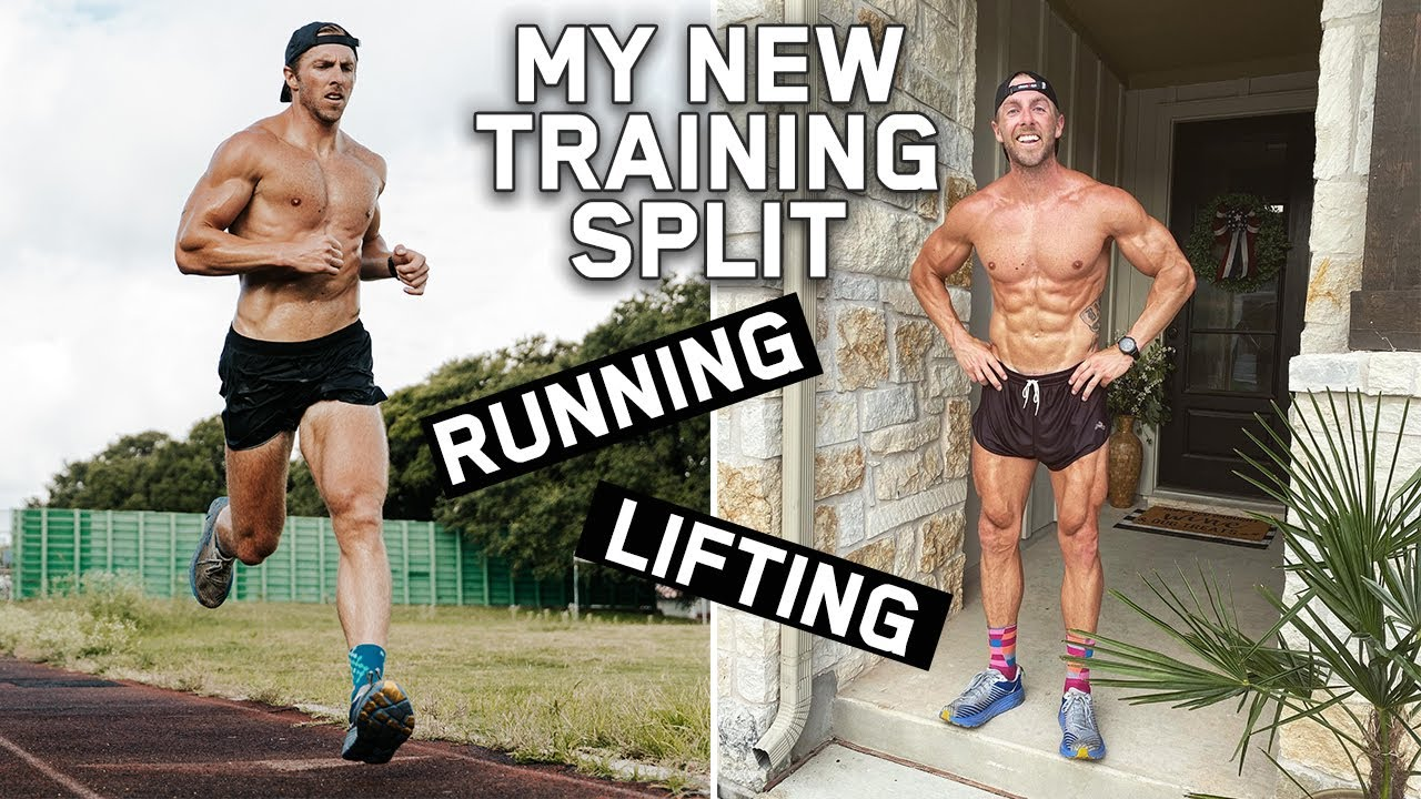 My New Training Split | Running & Weight Lifting (7 Day Plan)