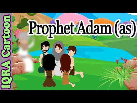 Adam (AS) - Prophet story - Ep 01 (Islamic cartoon - No Music)
