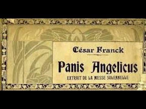 Edmond Glück - Panis angelicus (Rare!!!)