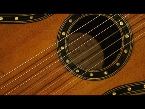 Songs Of Home: Napoleon Bonaparte's Guitar