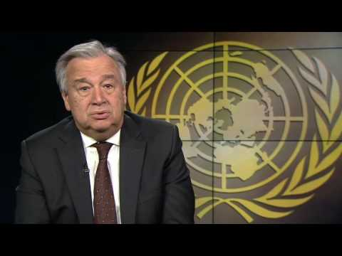 Multilingualism is a Core Value of the United Nations - UN Secretary-General António Guterres
