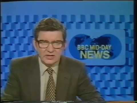 BBC1 - Midday News part 2 / Pebble Mill at One (partial): Tuesday 25th November 1980