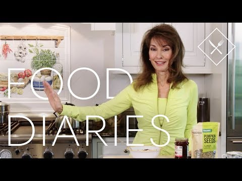 Everything Susan Lucci Eats In A Day | Food Diaries | Harper's BAZAAR