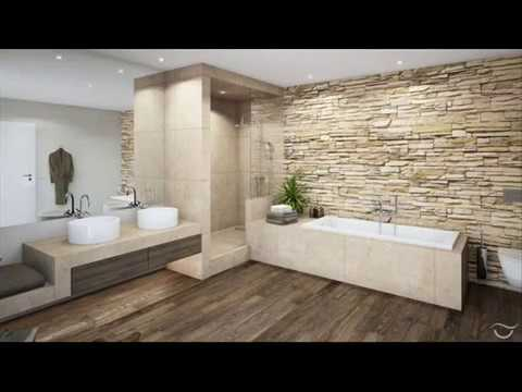 Ultra Modern Luxury Bathroom Designs - YouTube