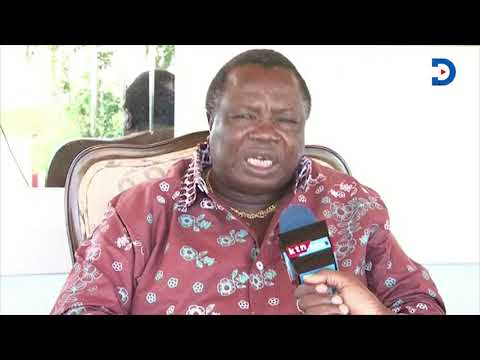 Atwoli answers Wetangula and company over \'controversial\' Bukhungu Stadium meeting | PUNCHLINE