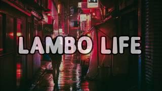 Die Antwoord - Lambo Life (Lyrics) HD