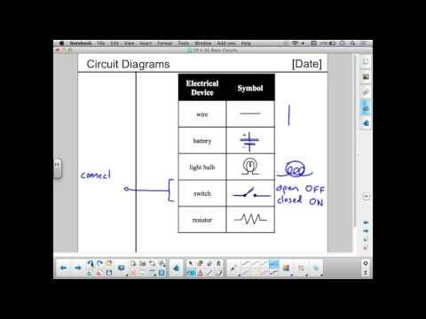 CP 4-01 Basic Circuit Diagrams