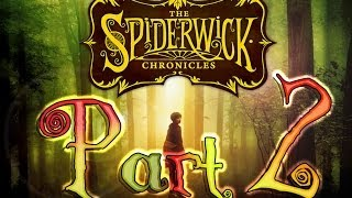 The Spiderwick Chronicles Walkthrough Part 2 (PS2, Wii, Xbox 360, PC) Full 2/10