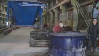 Производство жби колец.(Производственная компания ЖБИ74 предлагает Виброустановку для изготовления жби колец., 2015-11-11T10:36:27.000Z)