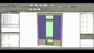 Шкаф для одежды Базис Мебельщик 8
