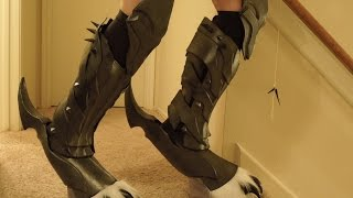 Armor Plated Digi Stilts