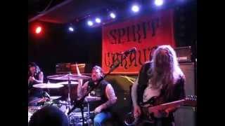 Spirit Caravan - Brainwashed live at Saint Vitus bar, Brooklyn NY 04-15-2014