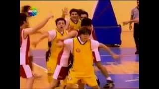 Hayat Bilgisi Mennan'ın Son Saniye Basketi