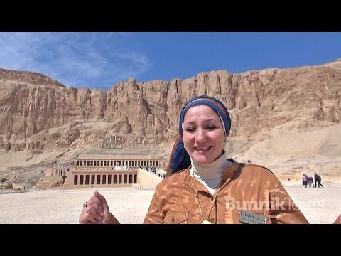 Luxor Egypt with Bunnik Tours