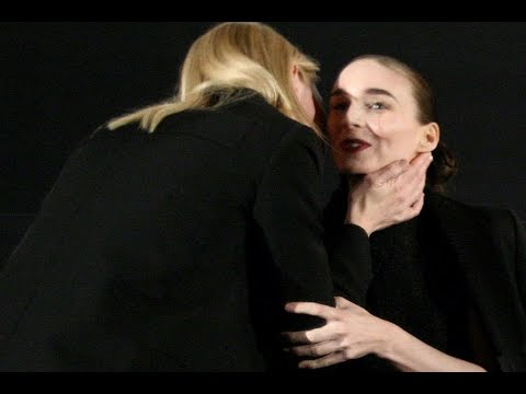 Cate Blanchett and Rooney Mara -  So good with you
