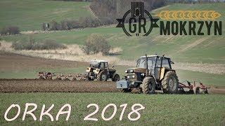 Wiosna 2018 w GR Mokrzyn [ VLOG #1 ] - Mizar, Orka na 5 ciągników ☆ Bronczek
