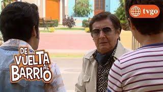 ¡Don Benigno piensa que ha dejado enamorada a Mamá Rosa! - De Vuelta al Barrio 05/04/2018