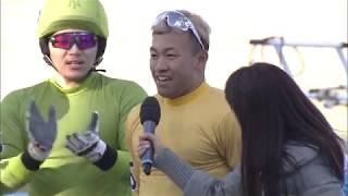 1月3日(木)開催の企画レース! 先頭誘導員:石田 靖 1番車:室井 健一 2...