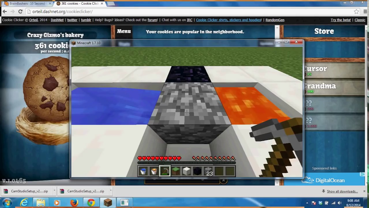 auto clicker download for minecraft