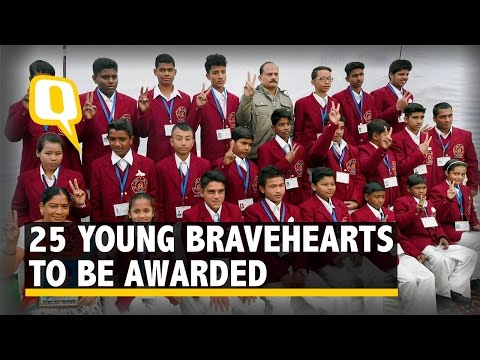 25 Young Bravehearts to Receive National Bravery Awards