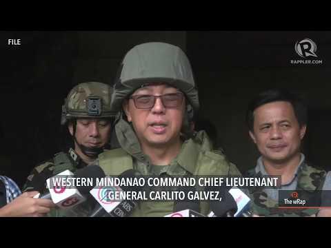 Hapilon's kin, 2 more Abu Sayyaf members surrender in Basilan