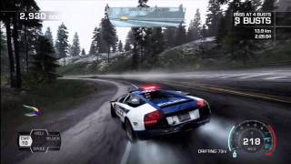 Need For Speed: Hot Pursuit - SCPD - Charged Attack [Hot Pursuit]