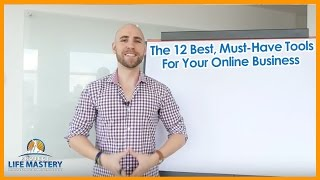 The 12 Best, Must-Have Tools For Your Online Business