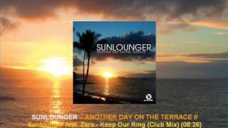 Sunlounger feat. Zara - Keep Our Ring (Club Mix) [ARMA102.206]