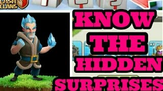 KNOW THE HIDDEN SURPRISES INSIDE CLASHMAS EVENT CLASH OF CLANS.