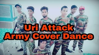 Udi Attack !!Desh Bhakti Dance !! Choreography by Prem  Kumar