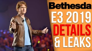 Bethesda's E3 2019 is One Week Away, This is What To Expect