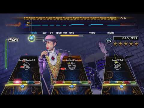 One More Night by Maroon 5 Full Band FC #2403