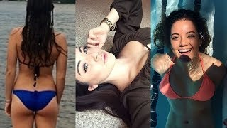 Ashley Ortega Fap Tribute September 2017 Sexy & Hot