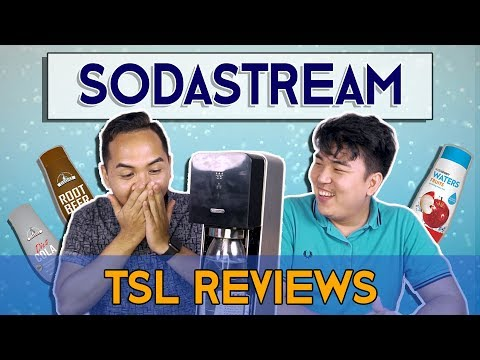 TSL Reviews: SODASTREAM