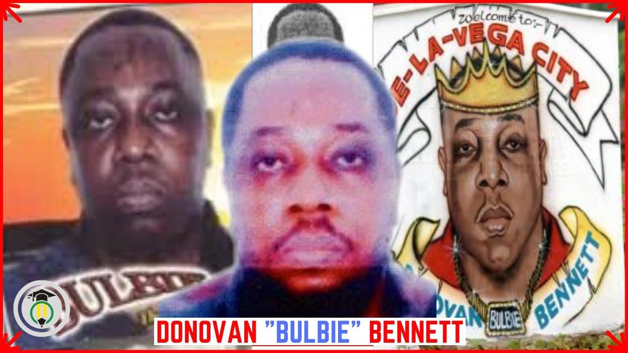 Who was Donovan BULBIE Bennett?