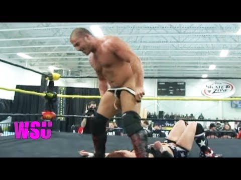 [Free Match] Chris Dickinson Vs. Addy Starr | Beyond Wrestling Showcase At WSU (Intergender Mixed)