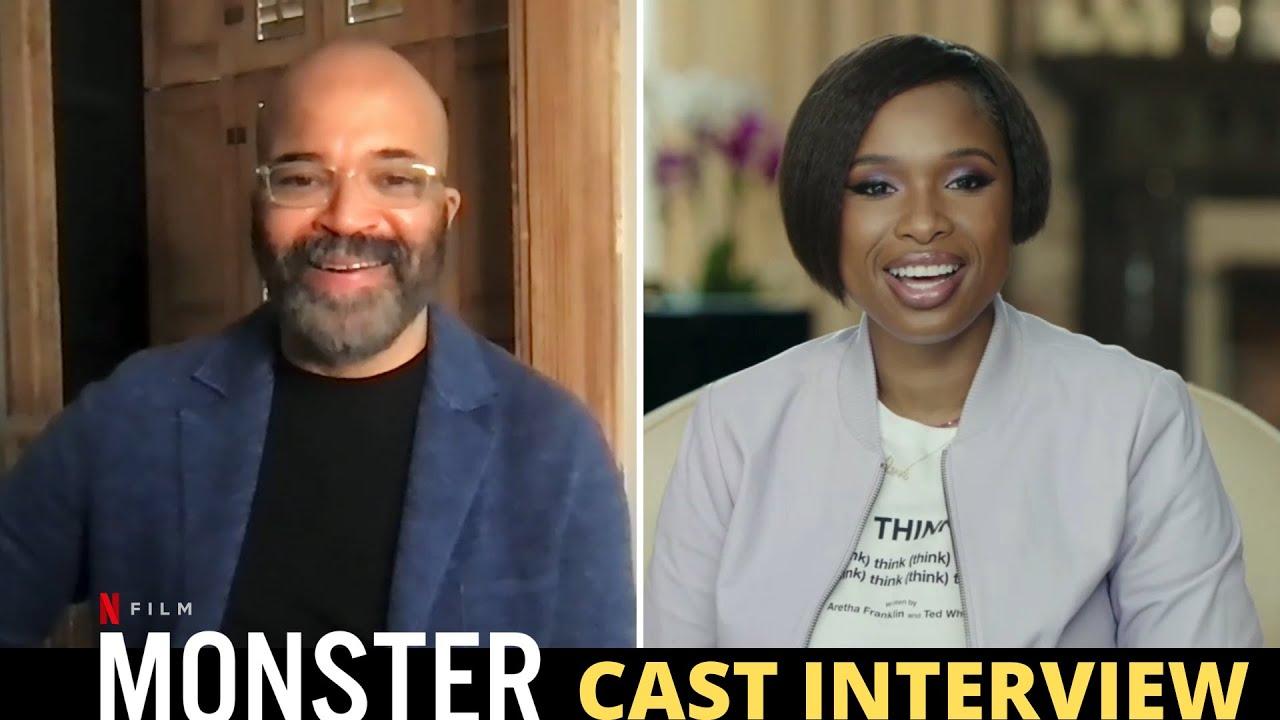 Monster Interview -Jennifer Hudson and Jeffrey Wright