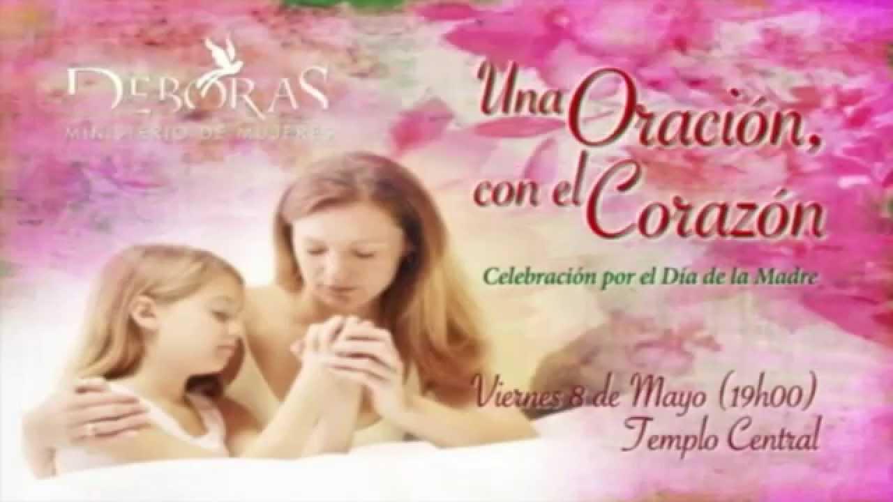 Invitación A Celebración Día De La Madre: Invitación A La Celebración Especial Por El Día De La