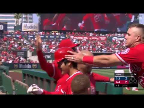 Segundo Home Run de Shohei Ohtani