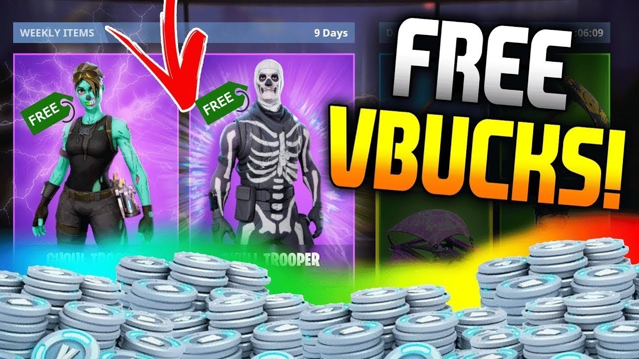 *NEW* How To Get Any Item For Free In Fortnite Battle ...
