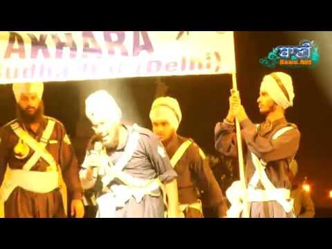 Hargobind-Ranjit-Akhara-Budha-Dal-At-India-Gate-On-26-Nov-2016