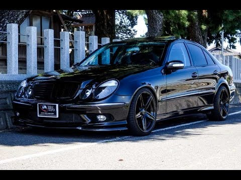 Mercedes-Benz E-500 for sale JDM EXPO (9745, s8013)