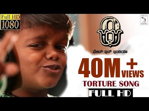 Zero Made In India - Torture Song Making | Putani Puntru Madhusudhan | New Kannada Movie