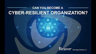 Cybersecurity Training Oct. 2020