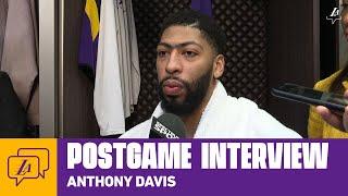 Lakers Postgame: Anthony Davis (2/6/20)