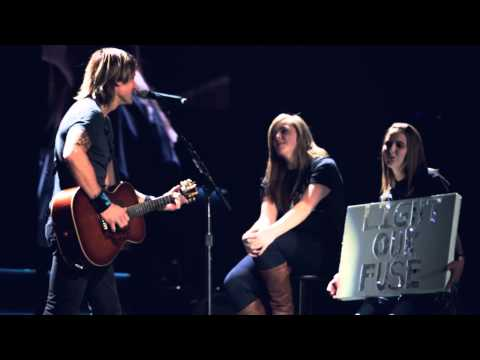 Light The Fuse Tour Moment: Making Memories Of Us