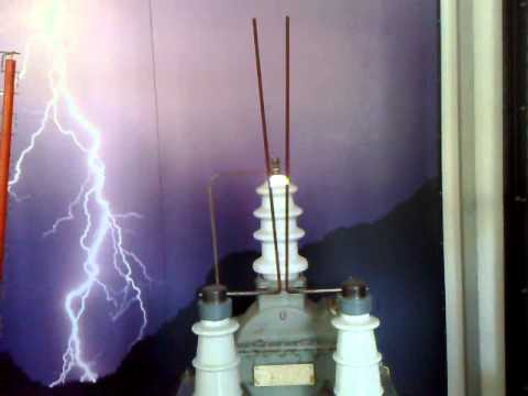Electric spark @ Technik Museum Berlin