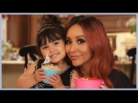 Snooki's Summer Snacks!