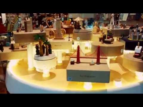 Papyrus Wooden Music Boxes